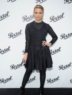 &#8216;Glee&#8217;s&#8217; Dianna Agron attends the Persol Magnificent Obsessions: 30 Stories Of Craftmanship In Film event at Museum of the Moving Image in the Queens burough of New York City on June 13, 2012. 