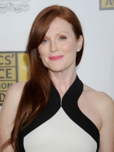 Julianne Moore arrives at The Critics&#8217; Choice Television Awards at The Beverly Hilton Hotel on June 18, 2012 in Beverly Hills