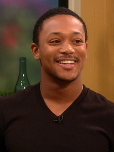 Romeo visits Access Hollywood Live on June 29, 2012