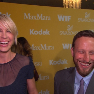 Jenna Elfman Talks Hosting The 2012 Crystal + Lucy Awards