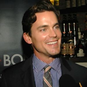 Matt Bomer Talks White Collar Season 4 &amp; Stripping Down For Magic Mike