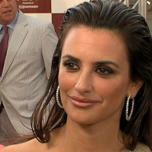Penelope Cruz's To Rome With Love Premiere