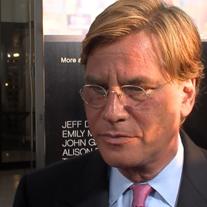 Aaron Sorkin Talks Creating HBO's The Newsroom