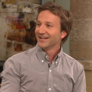 Breckin Meyer Dishes On Being Drew Barrymore's First Kiss
