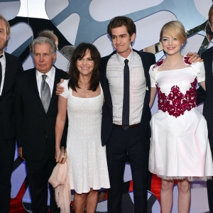 Stars Hit The Amazing Spider-Man Hollywood Premiere