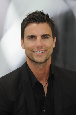 Colin Egglesfield poses for a photocall for the TV series &#8216;The Client List&#8217; during the 52nd Monte Carlo TV Festival, Monaco, on June 13, 2012