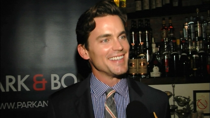 Matt Bomer Talks White Collar Season 4 & Stripping Down For Magic Mike