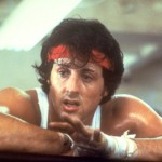 The original 'Rocky' hits the gym