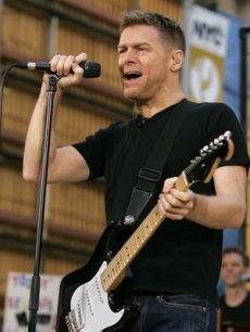Bryan Adams, Today Show, AP, '05
