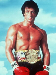 Rocky, thirty years ago in 1976