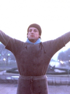 Sylvester Stallone in 1976&#8217;s &#8220;Rocky&#8221;