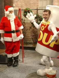 On 'Saturday Night Live' Will Forte & Justin Timberlake dress up