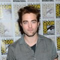 Robert Pattinson attends 'The Twilight Saga: Breaking Dawn Part 2' panel during Comic-Con 2012 in San Diego on July 12, 2012