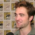 Comic-Con 2012: Robert Pattinson Talks Twilight Fan Appreciation & Fifty Shades Of Grey Movie