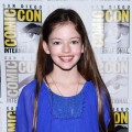 Mackenzie Foy attends 'The Twilight Saga: Breaking Dawn Part 2' panel during Comic-Con 2012 in San Diego on July 12, 2012