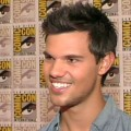 Comic-Con 2012: Taylor Lautner Calls Breaking Dawn Finale &#8216;Bittersweet&#8217;