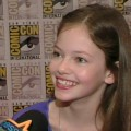 Comic-Con 2012: Mackenzie Foy Talks Twilight Parents Robert Pattinson &amp; Kristen Stewart