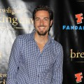 Zachary Levi attends &#8216;The Twilight Saga: Breaking Dawn Part 2&#8217; VIP Comic-Con Celebration in San Diego on July 11, 2012