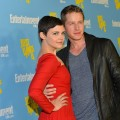 Ginnifer Goodwin and Josh Dallas attend Entertainment Weekly's 6th Annual Comic-Con Celebration in San Diego on July 14, 2012