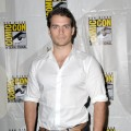 Henry Cavill poses at the &#8216;Man Of Steel&#8217; preview during Comic-Con 2012 in San Diego on July 14, 2012