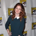 Rose Leslie attends HBO's 'Game Of Thrones' Panel during Comic-Con International 2012 at San Diego Convention Center on July 13, 2012