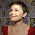 Ginnifer Goodwin talks about 'Once Upon A Time' with Access Hollywood at Comic-Con 2012, at the Hilton Bayfront Hotel, San Diego, July 14, 2012