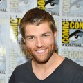 Liam McIntyre attends the 'Spartacus' Press Room during 2012 Comic-Con International held at the Hilton San Diego Bayfront Hotel on July 13, 2012