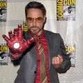 Robert Downey Jr. seen at Marvel Studios &#8216;Iron Man 3&#8217; panel during Comic-Con International 2012 at San Diego Convention Center in San Diego on July 14, 2012