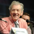 Sir Ian McKellen speaks at the preview of &#8216;The Hobbit: An Unexpected Journey&#8217; during Comic-Con 2012 in San Diego on July 14, 2012 
