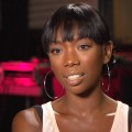 Brandy Shares Memories Of Whitney Houston - Access Exclusive