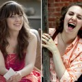 Zooey Deschanel / Lena Dunham 