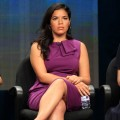 America Ferrera speaks onstage at the 'Half the Sky, a Special Presentation of Independant Lens' panel during day 2 of the PBS portion of the 2012 Summer TCA Tour held at the Beverly Hilton Hotel on July 22, 2012