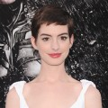Anne Hathaway attends &#8216;The Dark Knight Rises&#8217; premiere at AMC Lincoln Square Theater on July 16, 2012 in New York City