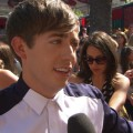 Was Kevin McHale Nervous To Host The 2012 Teen Choice Awards?