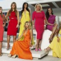 'The Real Housewives of Miami' stars Marysol Patton, Ana Quincoces, Adriana DeMoura, Joanna Krupa, Lea Black, Karent Sierra, Lisa Hochstein