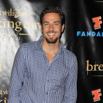 Zachary Levi attends 'The Twilight Saga: Breaking Dawn Part 2' VIP Comic-Con Celebration in San Diego on July 11, 2012