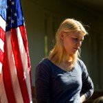 Claire Danes as CIA agent Carrie Mathison on Showtime's 'Homeland'