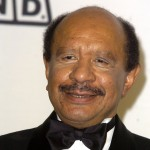 Sherman Hemsley of 'The Jeffersons' poses at the TV Land Awards in 2004