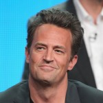 Matthew Perry speaks onstage at the 'Go On' panel during day 4 of the NBCUniversal portion of the 2012 Summer TCA Tour held at the Beverly Hilton Hotel on July 24, 2012