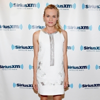 Fab or Flub: Diane Kruger's silver-accented Vanessa Bruno dress at the SiriusXM Studio in New York City?