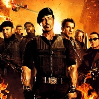 The cast of 'The Expendables 2'