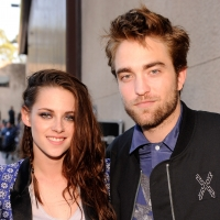 Kristen Stewart and Robert Pattinson are seen at the 2012 Teen Choice Awards at Gibson Amphitheatre in Universal City, Calif. on July 22, 2012 