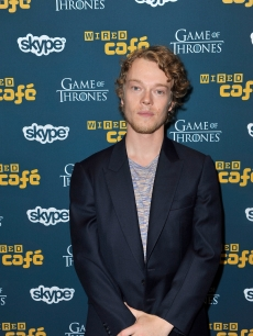 'Games of Thrones' actor Alfie Allen attends WIRED Cafe At Comic-Con 2012 in San Diego on July 13, 2012