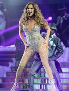 Jennifer Lopez performs at Bell Centre in Montreal, Canada on July 14, 2012