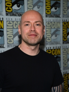 Steven S. DeKnight attends the 'Spartacus' Press Room during 2012 Comic-Con International held at the Hilton San Diego Bayfront Hotel on July 13, 2012