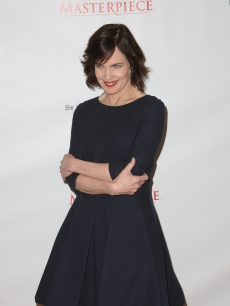 Elizabeth McGovern attends the Masterpiece Classic 'Downtown Abbey, Season 3' panel during day 1 of the PBS portion of the 2012 Summer TCA Tour held at the Beverly Hilton Hotel on July 23, 2012