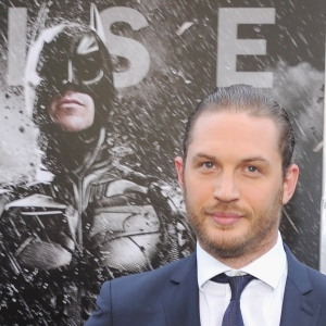The Dark Knight Rises Premiere: Does Tom Hardy Like Playing The Bad Guy?