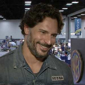 Comic-Con 2012: Joe Manganiello Talks Possible Magic Mike Prequel & True Blood Sookie Make Out Session