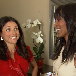 Julia Louis-Dreyfus Reacts To Her 2012 Emmy Nomination For Veep