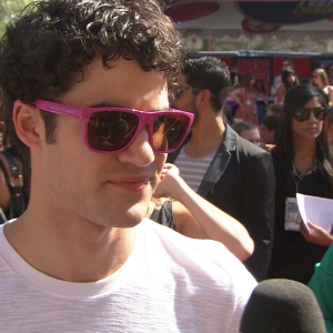 Darren Criss 'So Excited' To See Kevin McHale Host The 2012 Teen Choice Awards